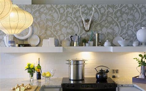 decorating ideas for small kitchens modern wallpaper for small kitchens beautiful kitchen