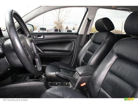 volkswagen wagon interior black interior 2003 volkswagen passat gls wagon photo