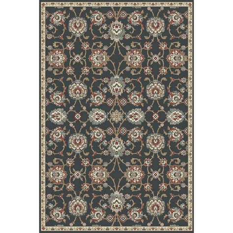 2 x 3 accent rugs dynamic rugs melody anthracite 2 ft x 3 ft 7 in indoor