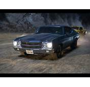 Chevelle Wheelie Fast And Furious 3