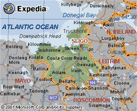 County Sligo Ireland Birth Records Sligo