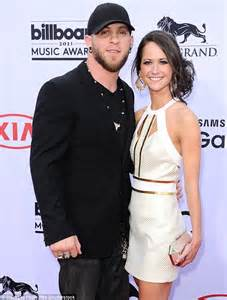 Brantley gilbert marries longtime muse amber cochran at his georgia