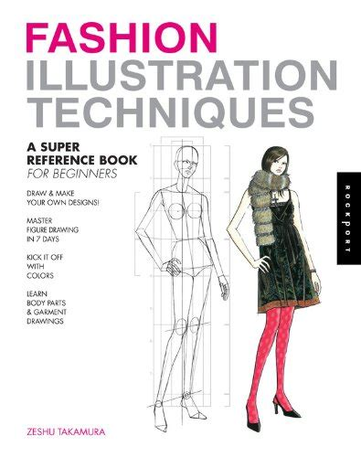 fashion illustration techniques zeshu takamura cheapest copy of fashion illustration techniques a reference book for beginners by zeshu