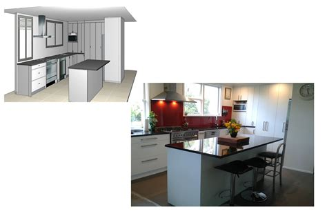 fresh design kitchens the process in pictures kitchens wellington