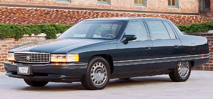 how to learn everything about cars 1994 cadillac eldorado regenerative braking 1994 cadillac deville concours american car motor trend magazine