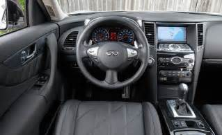 Infiniti Fx35 Interior Car And Driver