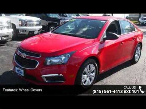 ls more rockford il 2015 chevrolet cruze ls bachrodt chevrolet rockford