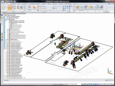 plant layout youtube solid edge fabrika tasarımı demosu solid edge st4 plant