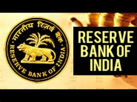 rbi bank india reserve bank of india bank to bankers