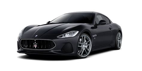 maserati gt sport black maserati granturismo the purest form of excitement
