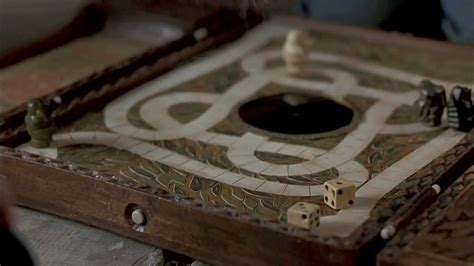 jumanji movie game pieces are you brave enough to use this hand crafted jumanji