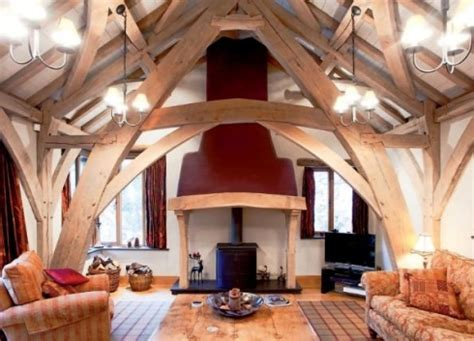 oak framed house designs oak framed houses fashioned in the lake district interior design expert advice