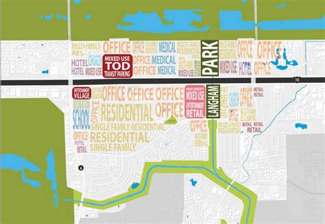 houston map energy corridor houston has a woonerf offcite