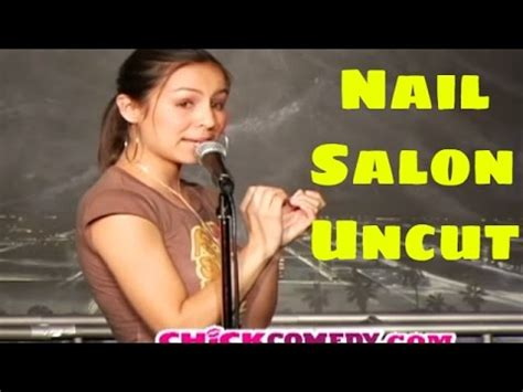 Asian Nail Salon Meme - caught on camera fight between asian nail salon owner and
