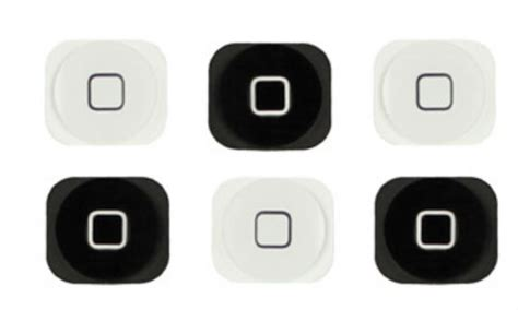 apple iphone 5 home button image appears rumors