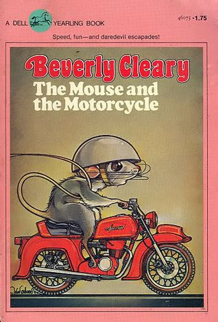 the mouse and the motorcycle book report ralph s mouse by beverly cleary