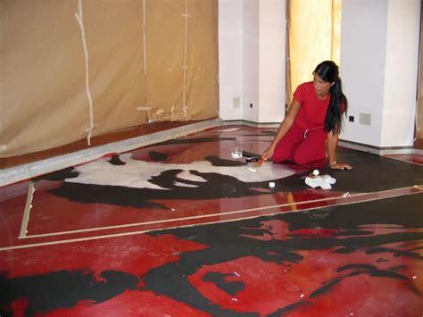 pavimenti artistici in resina pavimenti artistici in resina per ristoranti originali