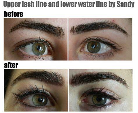 tattoo eyeliner on waterline waterline makeup saubhaya makeup