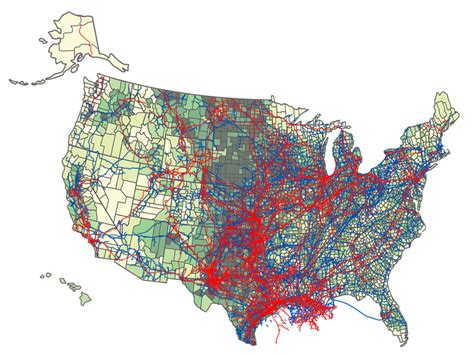 map of pipelines in usa map of pipelines in the us wall hd 2018