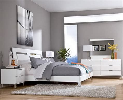 schlafzimmer weiß grau schlafzimmer grau weiss