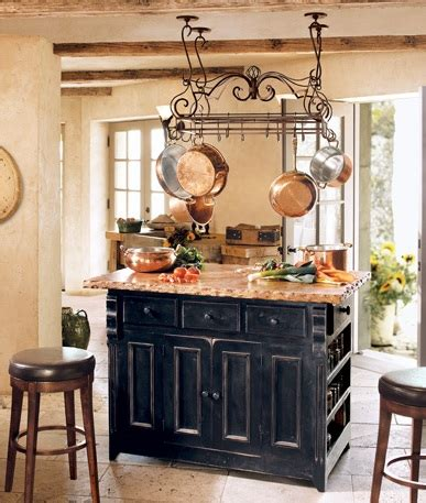 italian kitchen island the enchanted home