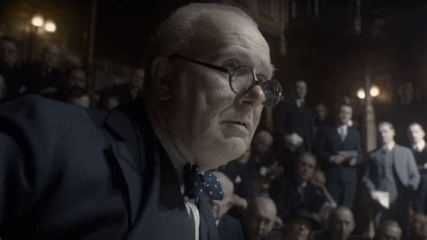 darkest hour trailer 2017 gary oldman completely transforms for darkest hour