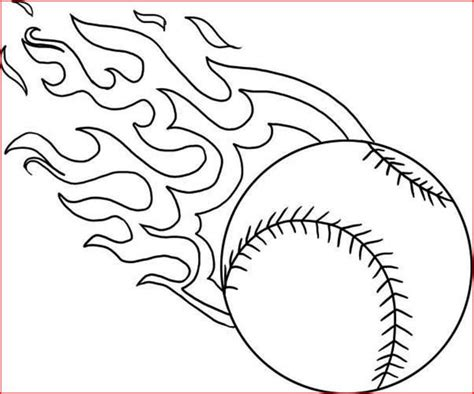 Printable Baseball Coloring Pages coloring pages baseball coloring pages free and printable