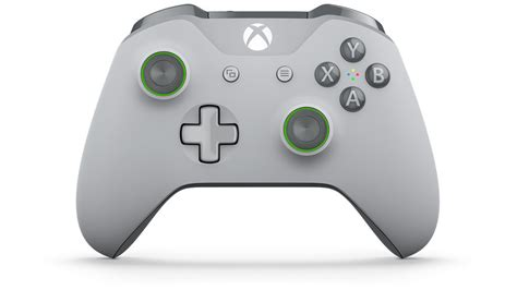 Xbox One Controller Stik Wireless Xbox One Gray xbox one wireless controller grey green with bluetooth xbox one in stock buy now at