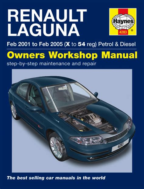 what is the best auto repair manual 2003 toyota 4runner electronic valve timing haynes 4283 renault laguna petrol diesel 01 05 x to 54 haynes 4283 service and repair manuals