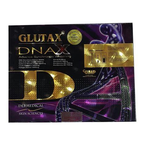 Glutax Dnax tweet