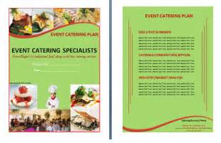 Catering Business Plan Template by Doc 585650 Catering Business Plan Catering Business