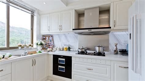 white kitchen cabinet styles small u shaped kitchen cabinet designs