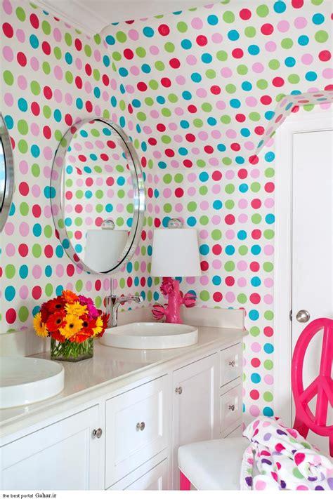 Polka Dot Bathroom » Home Design 2017