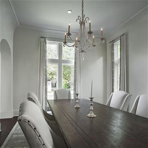 gray stained dining table honey stained oval dining table with gray upholstered