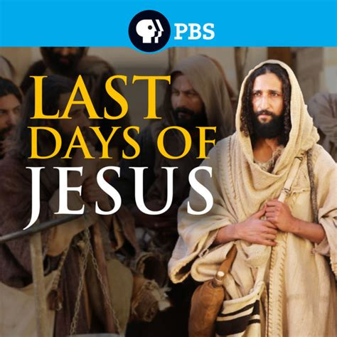 the last days of last days of jesus the presbyterian outlook