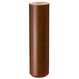 bhv lit jeu de 4 pieds de lit cylindriques bhv selection