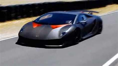 Top Gear Lamborghini The Lambo Sesto Elemento Top Gear