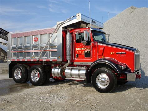 Kenworth T Dump Truck For Sale Pictures
