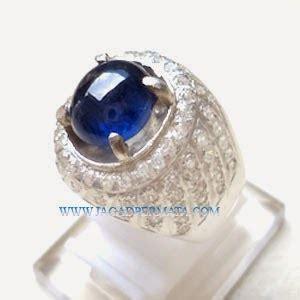 Batu Pwrmata Blue Safir Afrika Rectangle Cutting batu permata blue safir jual batu permata hobi permata