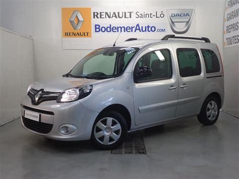renault kangoo 2014 voiture occasion renault kangoo 1 5 dci 110 intens 2014