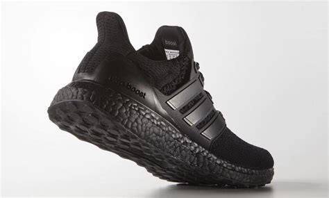Adidas Ultraboost All Black adidas ultra boost black release date sneaker bar detroit