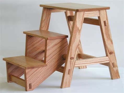 Step Stool Design Plans by Folding Step Stool Plans Simple Wood Stool Plans Wooden