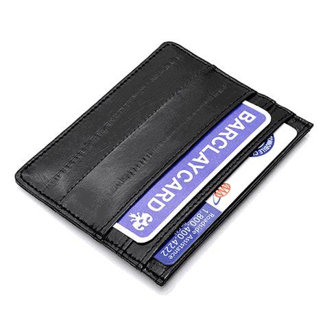 Credit Card Skins eel skin credit card holder eel skin wallets