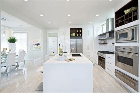 cuisine minimaliste de couleur blanche 25 id 233 es pour vous