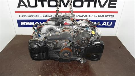 subaru engine turbo subaru liberty ej25 non turbo twin cam engine