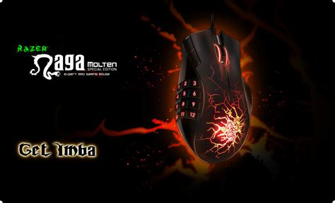 Razer Naga Hex Green Edition 5600dpi Mmo Macro Gaming Mouse everything razer naga molten mmo gaming mouse