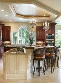 Houzz Kitchen Island Ideas Whole House Renovation Traditional Kitchen New York