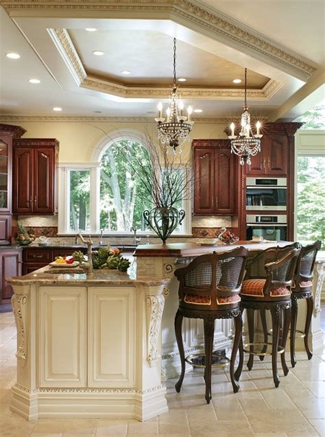 kitchen islands houzz whole house renovation traditional kitchen new york