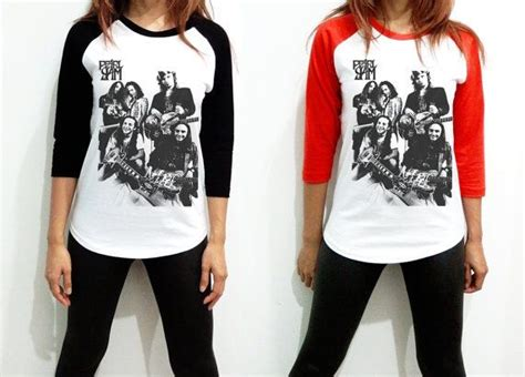 Legendary Band Artist Kaosraglan 6 pearl jam us american rock band singer billboard sleeve baseball shirt tshirt