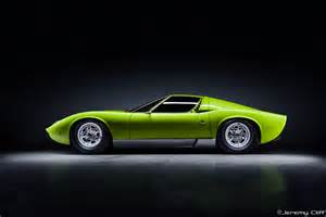 Lamborghini Green Paint Lamborghini Miura S Cliff